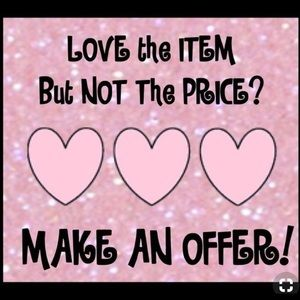 💞Love or Like an Item...Make Me an Offer 💵